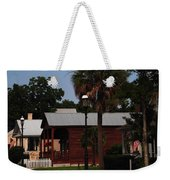 Historic Pensacola Street Weekender Tote Bag