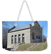 Historic Power Weekender Tote Bag