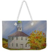 Historic Richmond Round Church Weekender Tote Bag