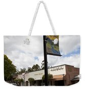Historic Saratoga Village Weekender Tote Bag