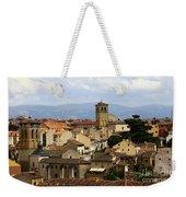 Historic Segovia Weekender Tote Bag
