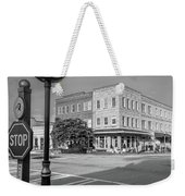 Historic Small Town In South Where Weekender Tote Bag