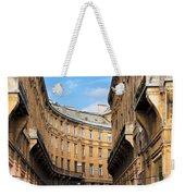 Historic Tenement Houses In Budapest Weekender Tote Bag