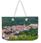 Historic Town Of Bakar In Green Forest Weekender Tote Bag