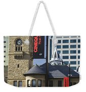 Historic Wing Of The San Jose Art Museum Weekender Tote Bag