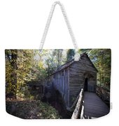 Historical 1868 Cades Cove Cable Mill Weekender Tote Bag