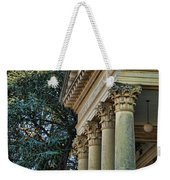 Historical Athens Alabama Courthouse Weekender Tote Bag