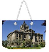 Historical Montesano Courthouse Weekender Tote Bag