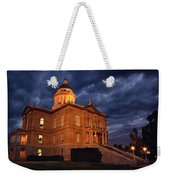Historical Placer County Courthouse Weekender Tote Bag