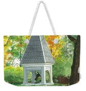 History And Tradition Weekender Tote Bag