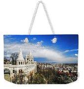 History Of Budapest Weekender Tote Bag