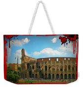 History Of The Gladiators Weekender Tote Bag