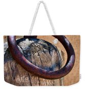 Hitching Post #1 Weekender Tote Bag