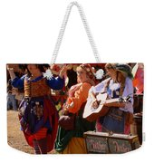 Hither Dither And Yon Weekender Tote Bag