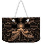 Hive Weekender Tote Bag