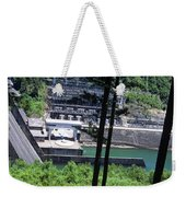 Hiwassee Dam 2 Weekender Tote Bag