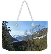 Hjorundfjord From Slogan Weekender Tote Bag