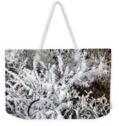 Hoarfrost 18  Weekender Tote Bag
