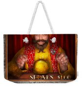 Hobby - Have Your Fortune Told Weekender Tote Bag by Mike Savad