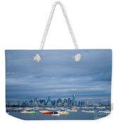 Hobsons Bay Weekender Tote Bag