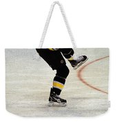 Hockey Dance Weekender Tote Bag