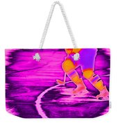 Hockey Freeze Weekender Tote Bag
