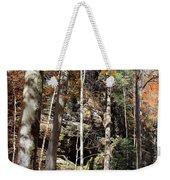 Hocking Hills Trees Weekender Tote Bag