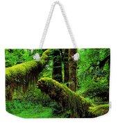 Hoh Rainforest Weekender Tote Bag