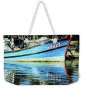Hoi An Fishing Boat 01 Weekender Tote Bag