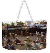 Hoi An Market Weekender Tote Bag