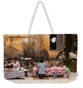 Hoi An Noodle Stall 03 Weekender Tote Bag