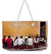 Hoi An Noodle Stall 05 Weekender Tote Bag