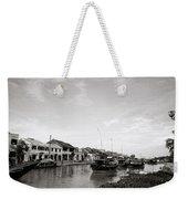 Hoi An Riverfront Weekender Tote Bag