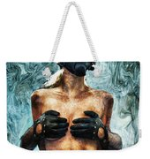 Hold Me If I M Dying 2 Weekender Tote Bag