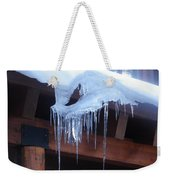 Hold On Tightly Weekender Tote Bag