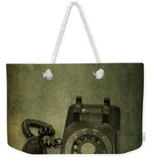 Holding On To Yesterday Weekender Tote Bag