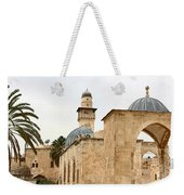 Holding Out Weekender Tote Bag