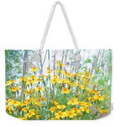 Holding The Foreground Weekender Tote Bag