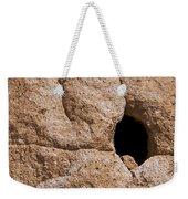 Holes In The Wall Weekender Tote Bag