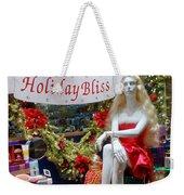 Holiday Bliss Weekender Tote Bag