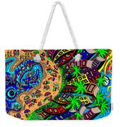 Holiday By The Sea Weekender Tote Bag