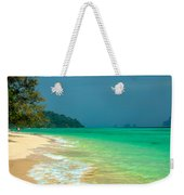 Holiday Destination Weekender Tote Bag