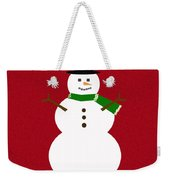 Holiday Hugs Weekender Tote Bag