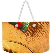 Holiday In The Lighthouse Weekender Tote Bag