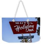 Holiday Inn 3 Weekender Tote Bag