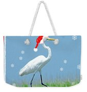 Holiday March Weekender Tote Bag