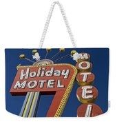 Holiday Motel Las Vegas Weekender Tote Bag