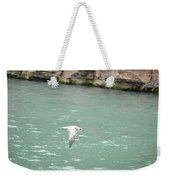 Holiday Scenery Weekender Tote Bag