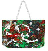 Holiday Spirit Weekender Tote Bag