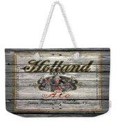 Holland Ale Weekender Tote Bag